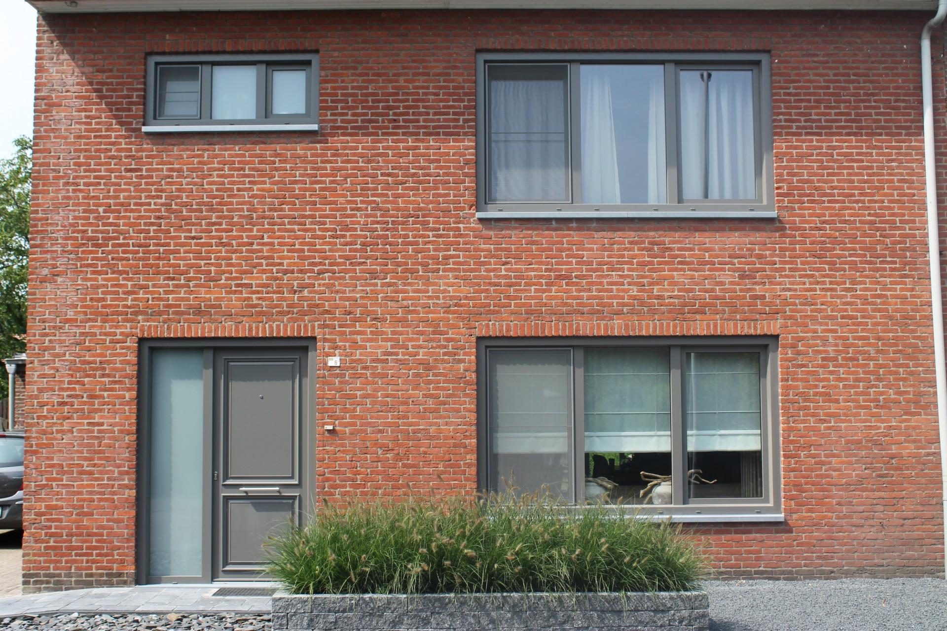 Pvc ramen arendonk u a haneveer ramen en deuren